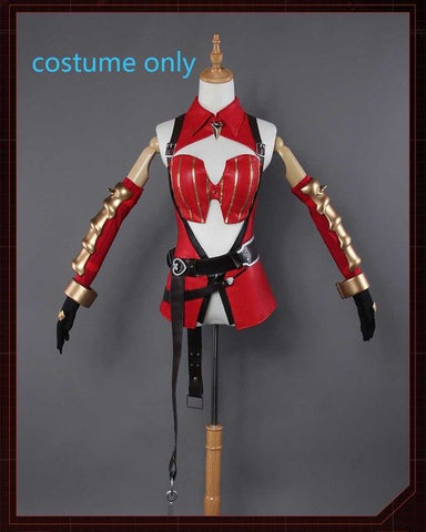 The King's Avatar Chasing Haze Chen Guo Launcher Cosplay Costume