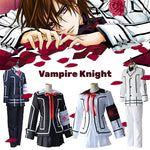 Vampire Knight Kurosu Kuran Yuki Souen Ruka Seiren Kiryu Zero Day/Night Class Cosplay