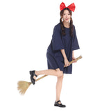 Studio Ghibli Kiki's Delivery Service Dress Cosplay Costume