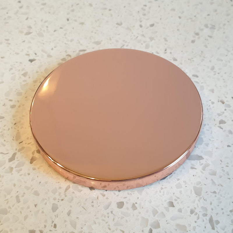 Rose Gold Lid