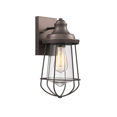 CH2D081BK12-OD1 Out Door Wall Sconce