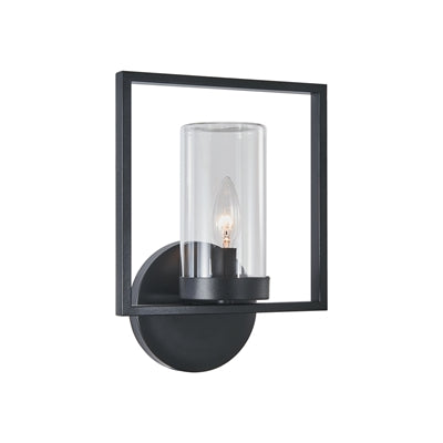 CH2S076BK13-OD1 Out Door Wall Sconce