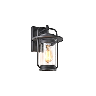 CH2S212BK13-OD1 Outdoor Wall Sconce
