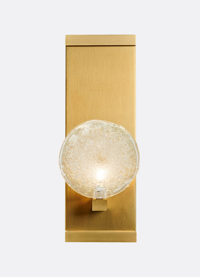 Crystal Shell Luxe Sconce- By Shakuff