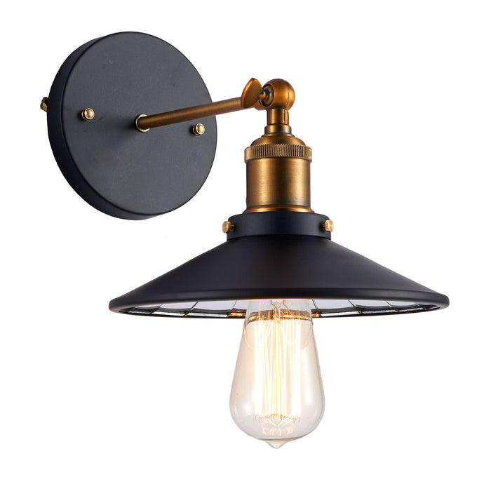 Edison Wall Sconce 8.5