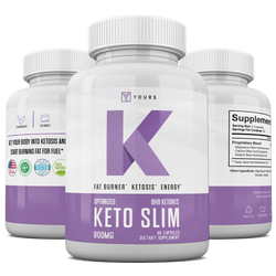 Keto Diet Pills - Keto Supplements - 30 Servings Per Container