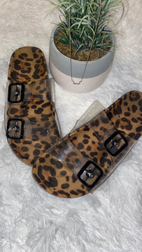 Cheetahlicious Sandals