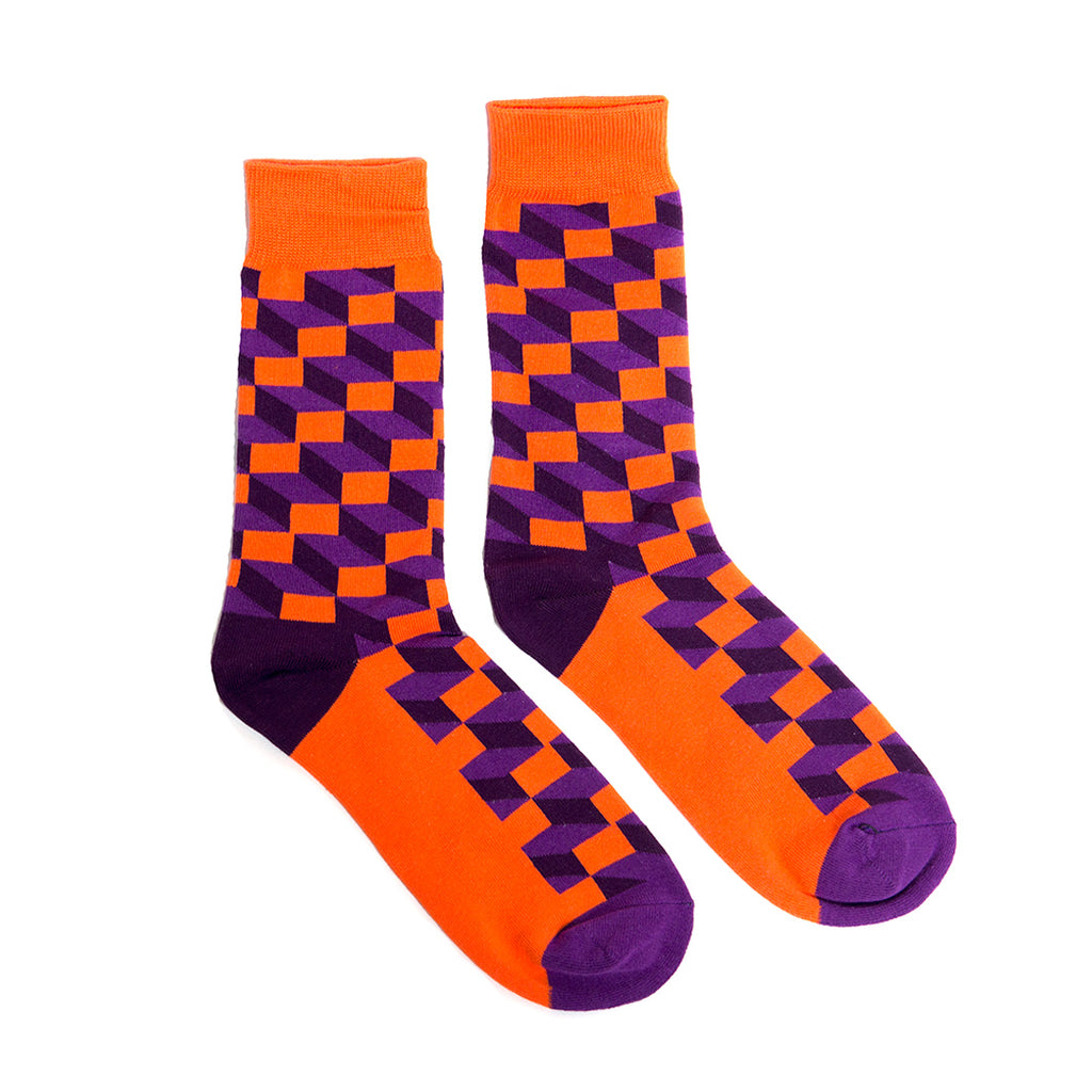 Block Socks