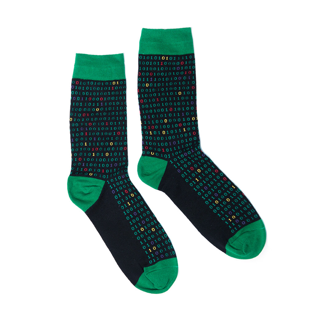 Binary Socks