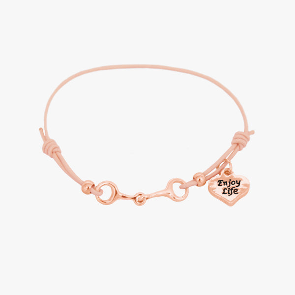 Bracelet LEO rose gold Equestrian shop