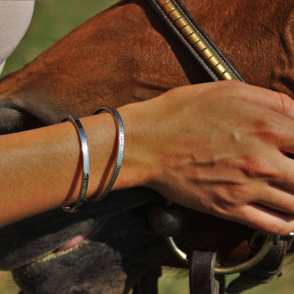"Bracelet Jimmy ""SUPER COACH"" Equestrian shop"