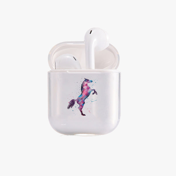 Protège Airpods Cheval