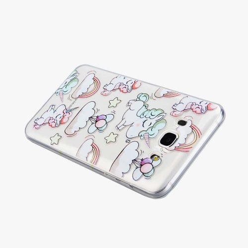 Coque licorne souple iPhone/Samsung Equestrian shop