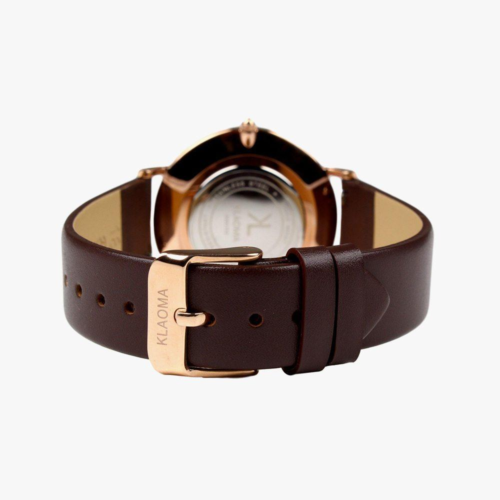 Montre Seven rose gold Equestrian shop