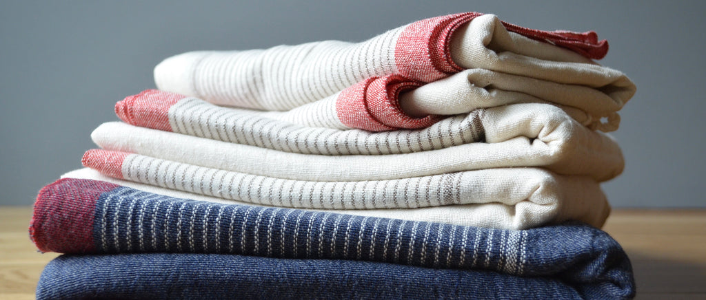 Turkish Towels - Hammam Towels - Turkish Pestemal Towels