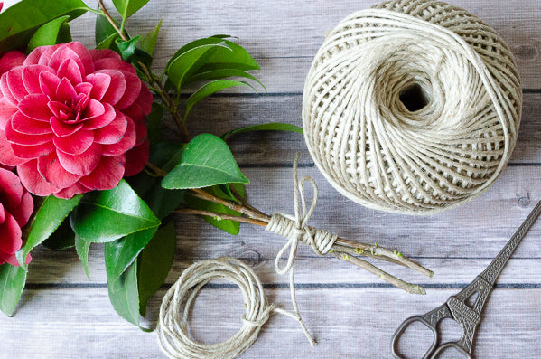 Natural Hemp Twine - Indigo Traders