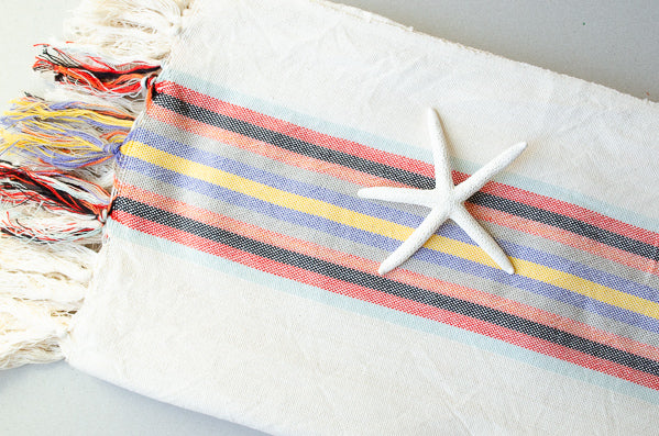 Soukeyna Linen Towel