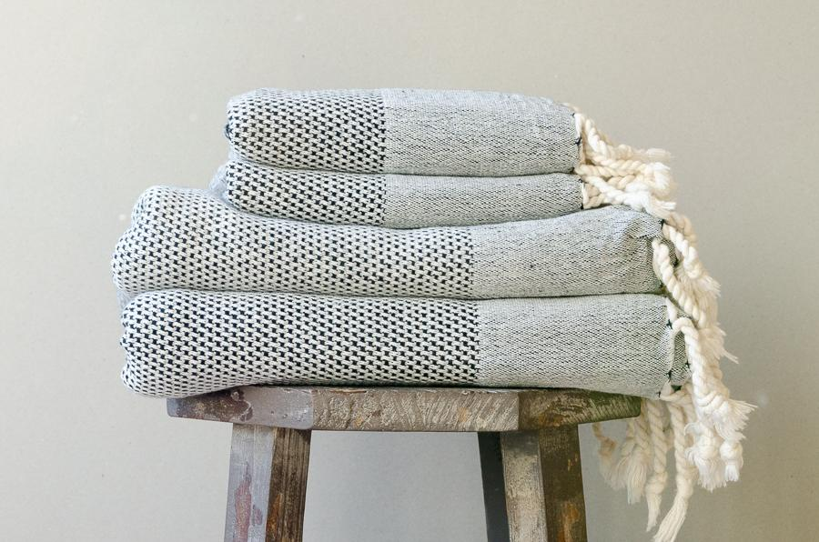 Emil Cotton Towel Set
