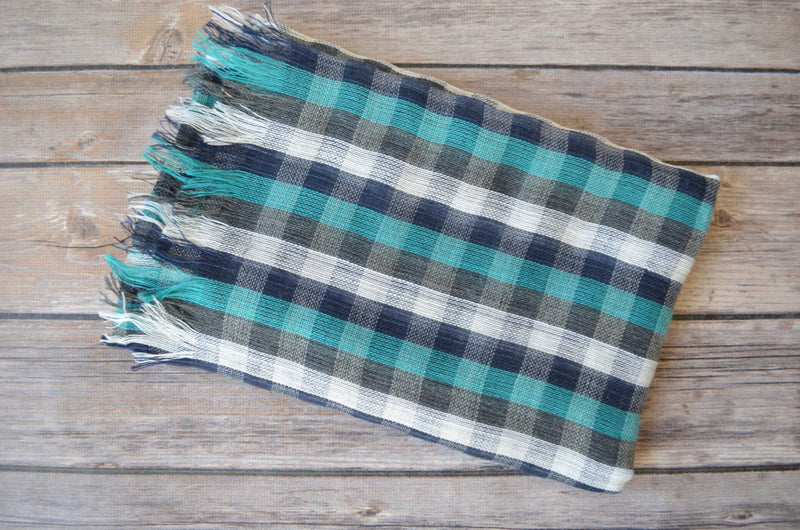 Hatay Cotton Scarf - Indigo Traders
