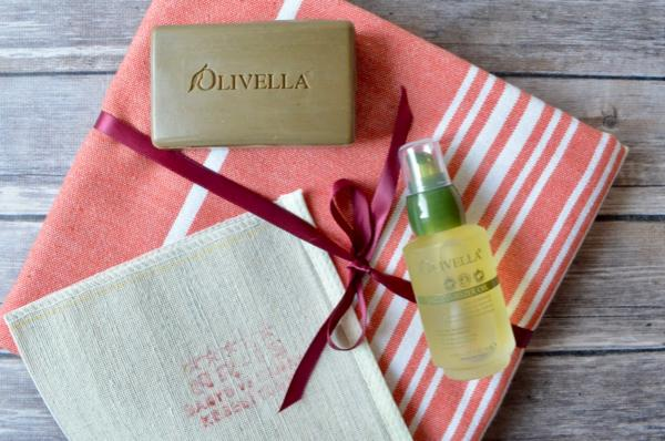 Cotton + Olive Gift Box