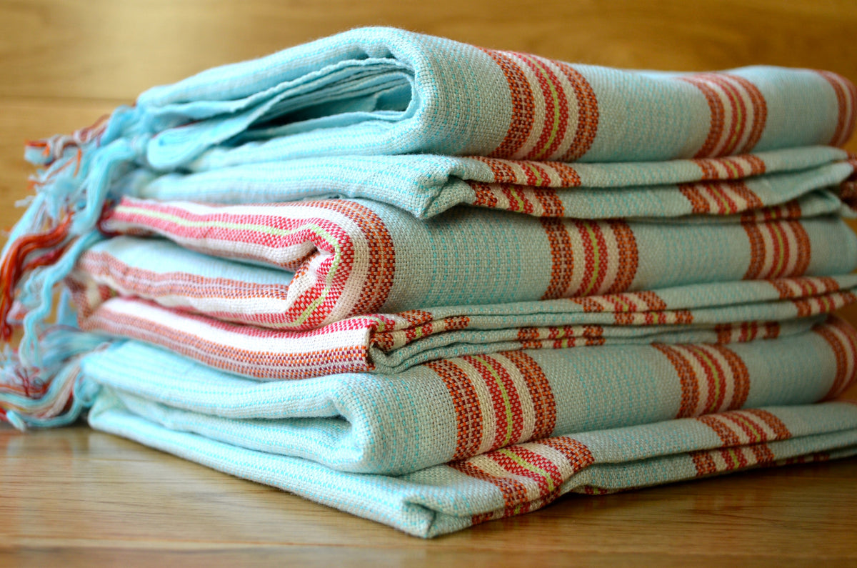Kula Cotton Towel - Indigo Traders