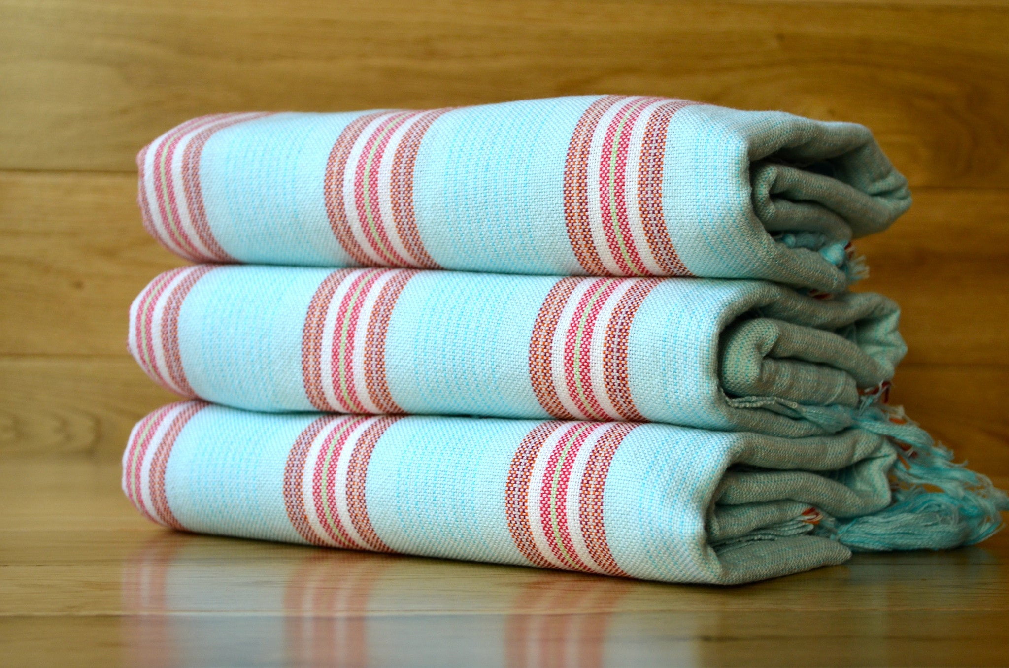 Kula Cotton Towel - Authentic Turkish Towel - Eco-friendly Hammam Towel - Perfect Travel Towel - Pestemal - Peshtemal - Lightweight Towel with Fringe