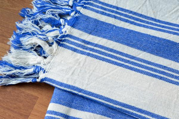 Aegean Cotton Blanket