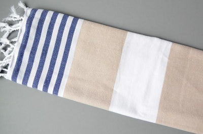 Cotton Hand Towel - Indigo Traders