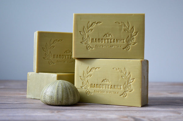 Greek Olive Oil Soaps