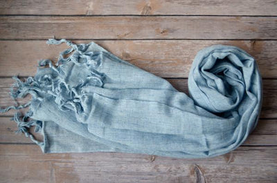 Farah Cotton Scarf - Indigo Traders