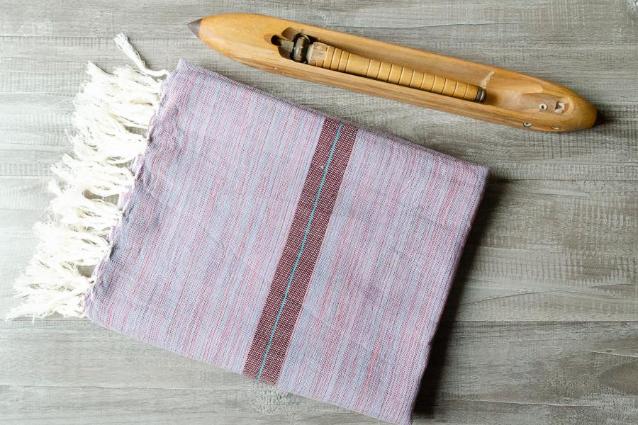 Audrey Cotton Towel - Indigo Traders