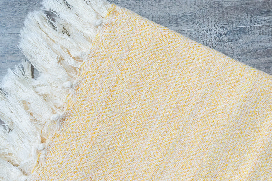 Hazel Cotton Blanket