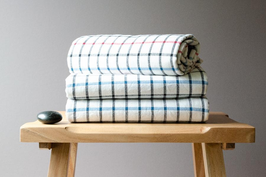 Deema Cotton Towel - Indigo Traders