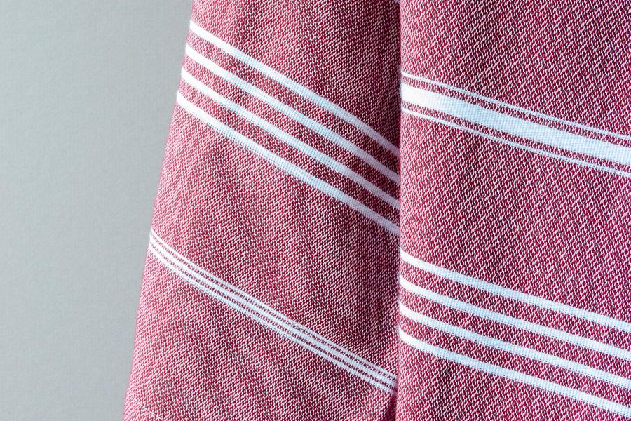 Fringeless Turkish Towels