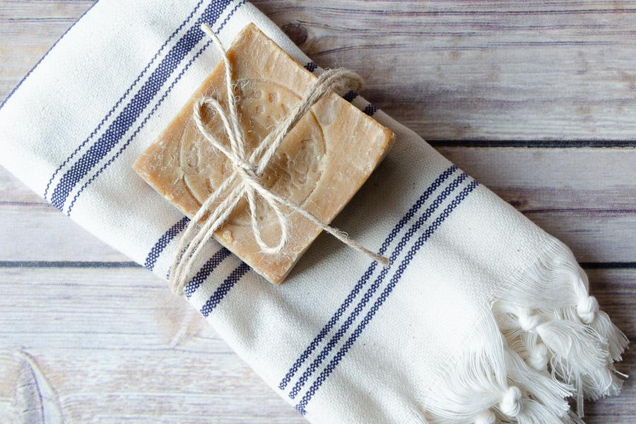 Darci Cotton Hand Towel - Indigo Traders