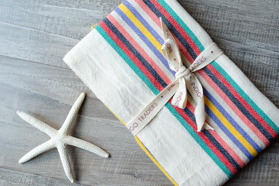 Soukeyna Linen Hand Towel