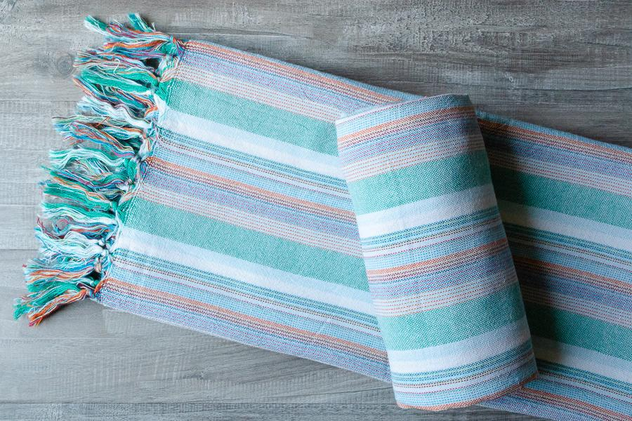 Margo Cotton Towel - Indigo Traders