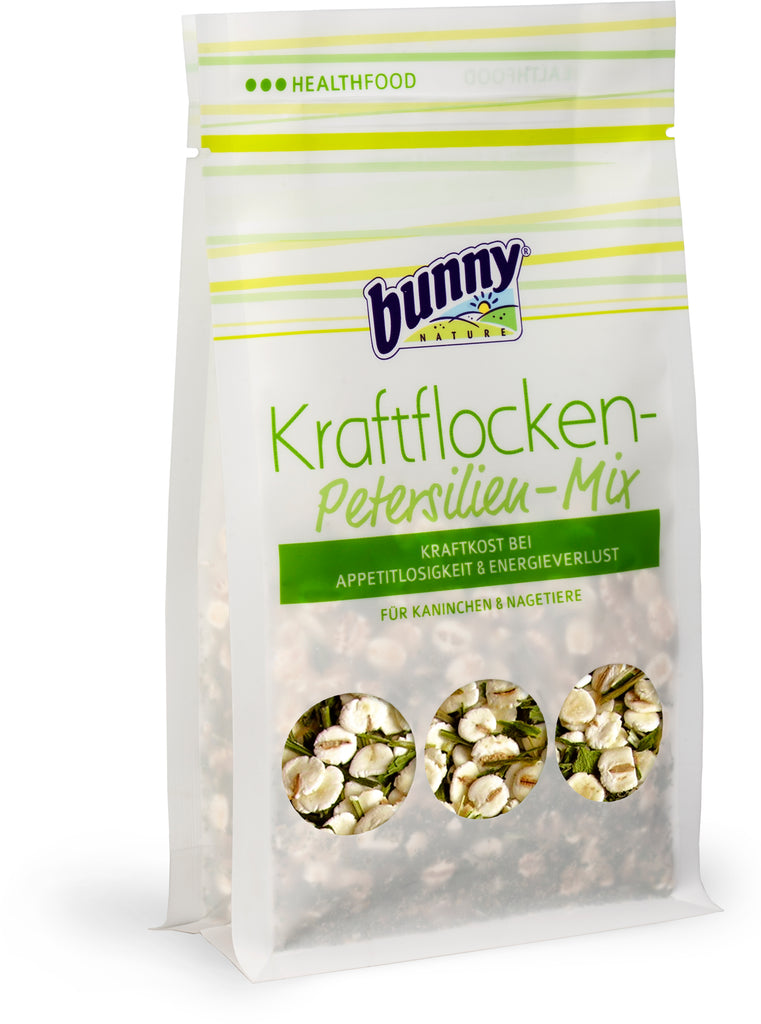 Bunny Nature Power Flake Parsley Mix 100g