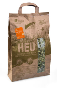 Bunny Nature Hay with Organic Vegetables 250g