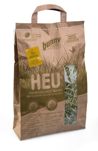 Bunny Nature Hay with Mealworms 250g