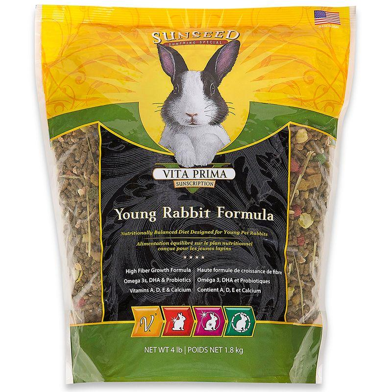 Sunseed Vita Prima Sunscription Young Rabbit Formula 4lb