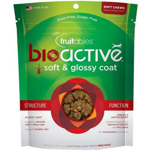 Fruitables Bioactive Soft & Glossy Coat 6oz