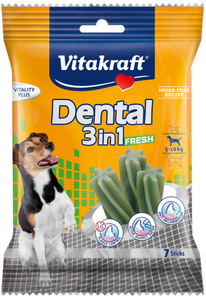 Vitakraft Dental 3in1 Fresh Spearmint (12pcs/carton)