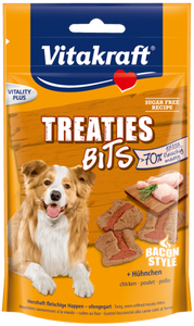 Vitakraft Treaties Bits Chicken Bacon 120g (6pcs/carton)