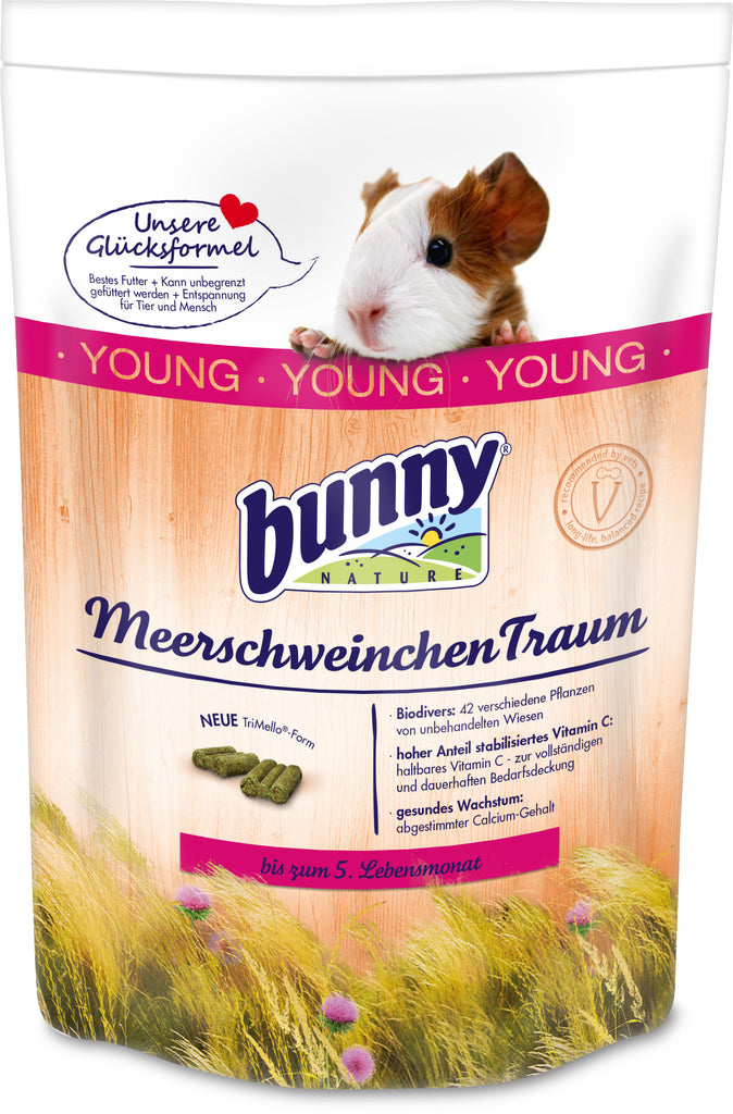 Bunny Nature Guinea Pig Dream Young 1.5kg