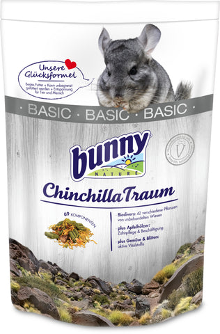 Image of Bunny Nature Chinchilla Dream Basic 1.2kg