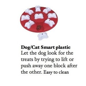 BRIO DOG CAT SMART PLASTIC