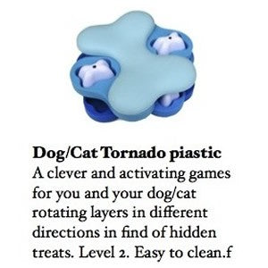 BRIO DOG CAT TORNADO PLASTIC