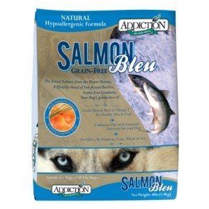 ADDICTION SALMON BLEU GRAIN FREE CAT 1.81KG