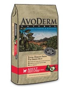 AVODERM CHICKEN AND HERRING NATURAL ADULT CAT FORMULA 3.5LBS